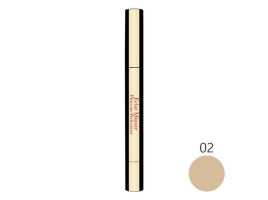 Clarins Instant Light Brush On Perfector 02 کلارنس کانسیلر براش آن اینستنت لایت 02
