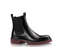 OFFICER CHELSEA BOOT