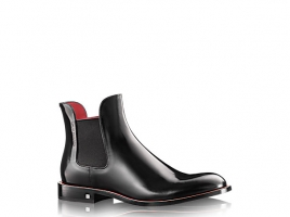 RED LINE CHELSEA BOOT